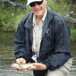 Flyfishing on Horse Creek