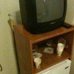 Tv con un solo canale con pessima ricezione