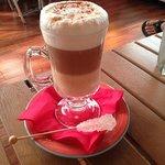 Amazing latte!