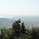 Vista Cortona & Lago Trasimeno