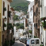 Calle La Font ( desde hotel )