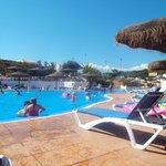 Poolside at Carema Club