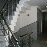 площадка на которой расположен лифт
