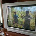 Bad TV image quality