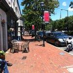 Downtown -- Davidson, NC