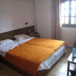 Bedroom, room 204