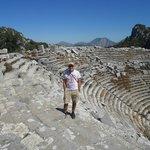 Ancient Theatre in Termessos