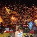 Fire Show Everynight