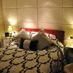 Suite´s bedroom.
