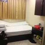 Bedroom No.8, more spacious