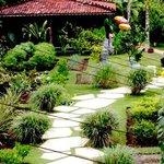 Keramas organic gardens at Komune