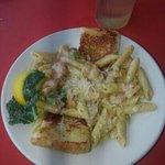 Seafood Jubilee