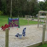 Part of the playground