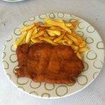 Breaded fillet of pork - escalope