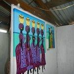 Garifuna Art