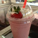 Smoothies are just Awesome! ... Frappes are comingo soon!
