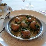 Delicious escargots