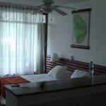 Room interior.