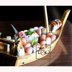 Sushi & Sashimi Boat
