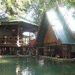 The main bar/travellers hub