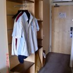 this is the room Closet