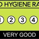 We are so chuffed to get a top rating from the people at the Council!