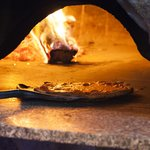The only wood-burning pizza in Marco