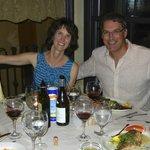 Wonderful memories of Via Ponte dinner.