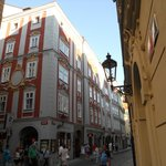 veiw of apartments from korlova
