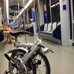 Brompton & Madrid Metro