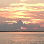 Sunset on Great South Bay