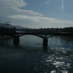 View of the River Rhine in Basel