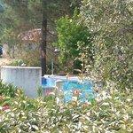 piscina dal villino