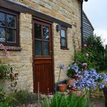 The Garden Suite exterior