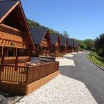 Fab log cabins