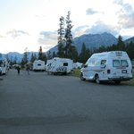 Tunnel Mountain Village II Campground