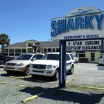 Another great meal at Sharky's