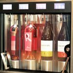 Enomatic at IdealWine (Best wine dispenser globally)