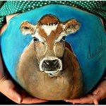 Cow bump
