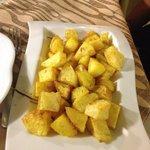 Patate discrete (a me piacciono più abbrustolite)
