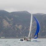 Santa Cruz Island charter