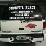 Shortys old Ride, Go Hogs Forever!!!