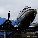 C-47 no museu