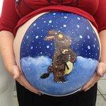 Gruffalo child bump