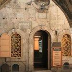 un restaurant dans le quartier arménien