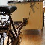 A bike do Gelati