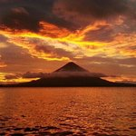 Concepcion Volcano on Ometepe Island