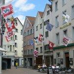 Old city Chur.