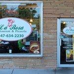 Foto de La Rosa Restaurant & Pizzeria