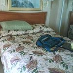 spare queen bed
